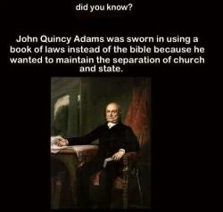 secularismjqadams